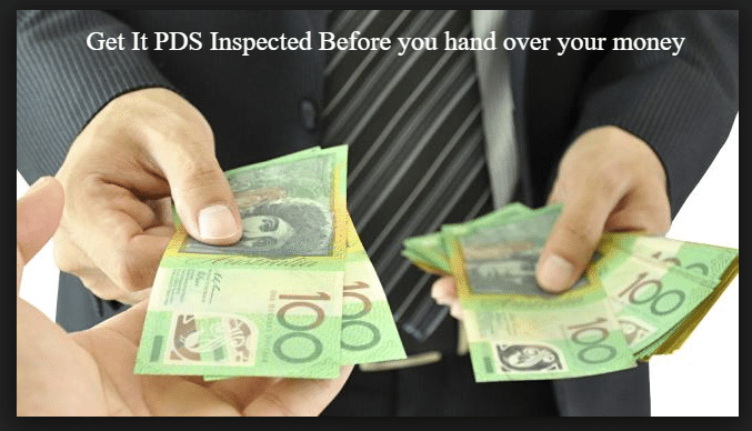 Having a PDS Vehicle Inspection can save you money