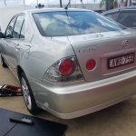 PDS Car Inspection of Lexus IS200 at Five Dock