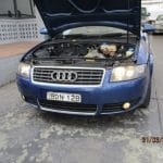 PDS Car Inspection Audi at Five Dock