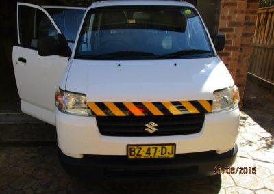 Suzuki APV Inspection